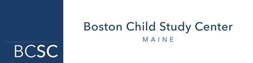 Boston Child Study Center – Portland, Maine Logo